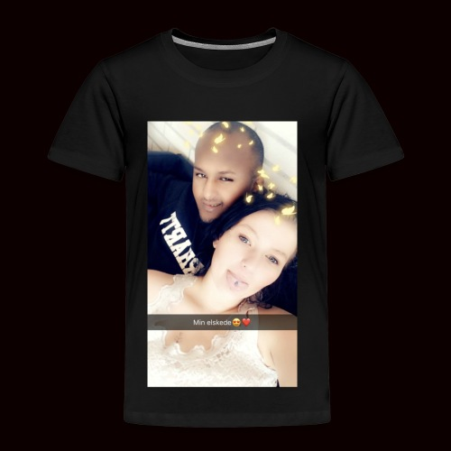 Design By Coco&M - Børne premium T-shirt