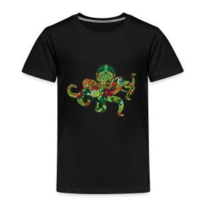 Ośmiornica - Koszulka dziecięca Premium