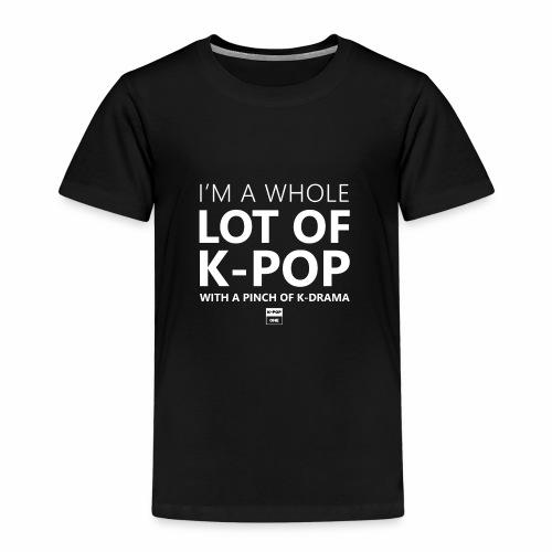 K-POP Premium Design - Kids' Premium T-Shirt