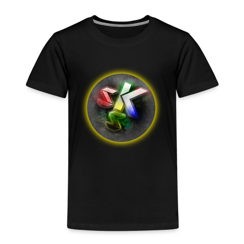 SkShadow Logo - Kids' Premium T-Shirt