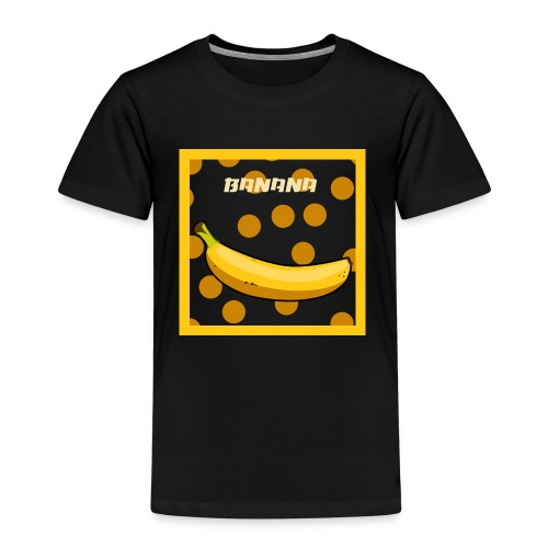 Banane Banana - Kinder Premium T-Shirt
