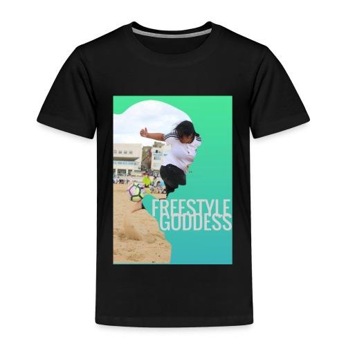Rainbow Flick Tee - Kids' Premium T-Shirt
