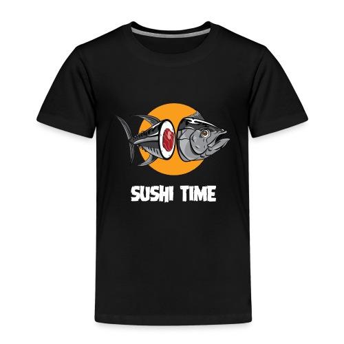 SUSHI TIME-tonno-b - Maglietta Premium per bambini