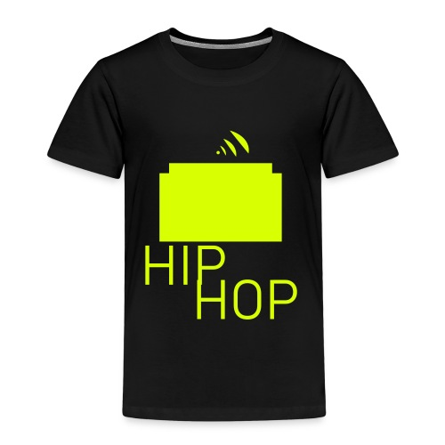 Hip Hop - Kinder Premium T-Shirt