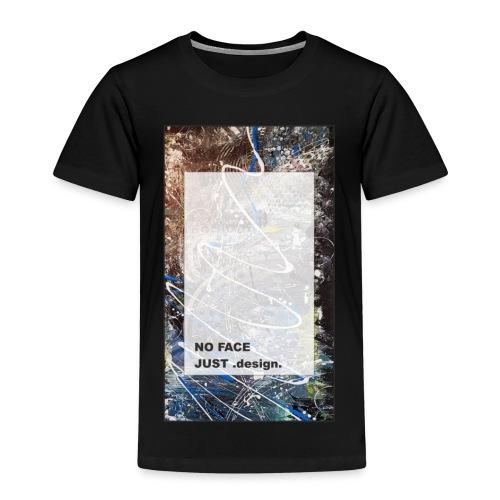 no face just design - Kinder Premium T-Shirt
