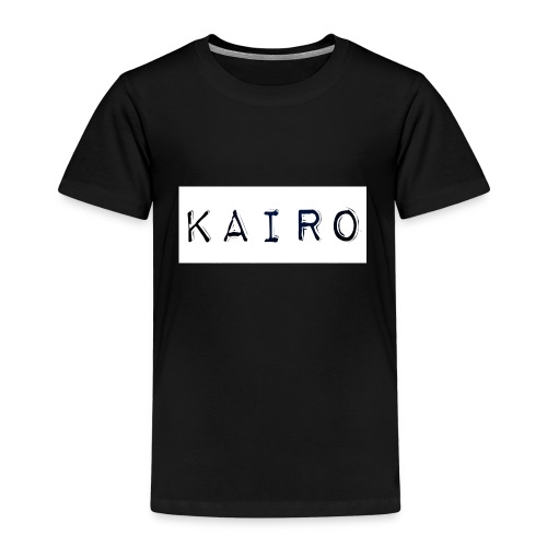 KAIRO (official) LOGO - Koszulka dziecięca Premium