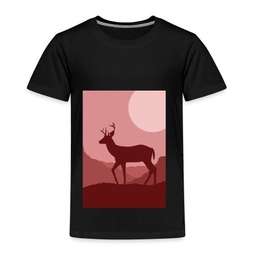deerprint - Kinder Premium T-Shirt