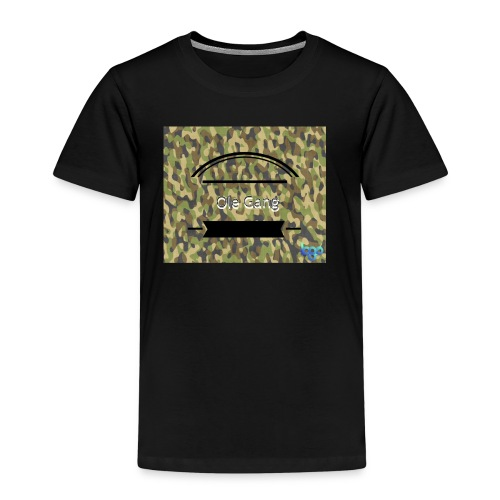 Tarnlook - Kinder Premium T-Shirt