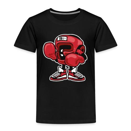 Boxing Champion - Kinder Premium T-Shirt