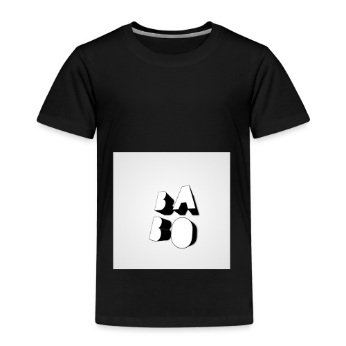 Babobo's neuer merch - Kinder Premium T-Shirt