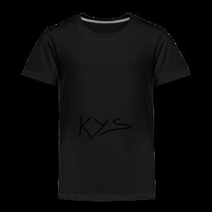 Kys - Premium T-skjorte for barn