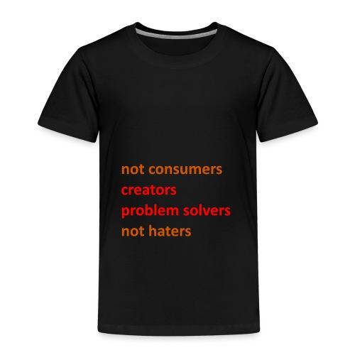 Creators - Kids' Premium T-Shirt