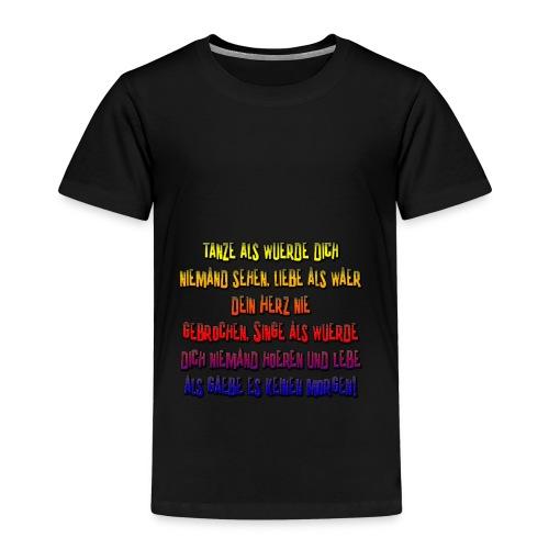 PaulasWahnsinn6 - Kinder Premium T-Shirt