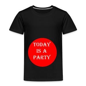 today - T-shirt Premium Enfant