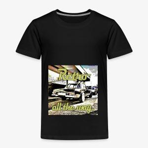 Retro all the way. - Kinder Premium T-Shirt