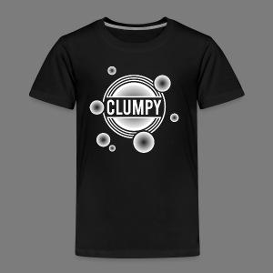 Clumpy halos white - Kinder Premium T-Shirt