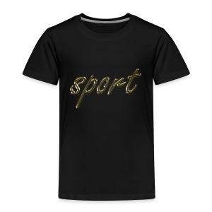 deporte - Camiseta premium niño