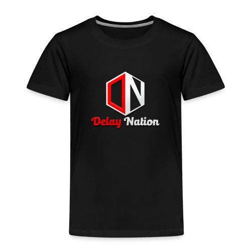 Delay Nation 2018 merch - Kids' Premium T-Shirt