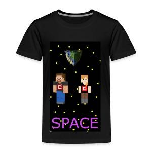 SPACE: Normal - Kinder Premium T-Shirt