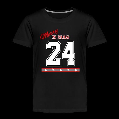 Merry X-MAS - Kinder Premium T-Shirt