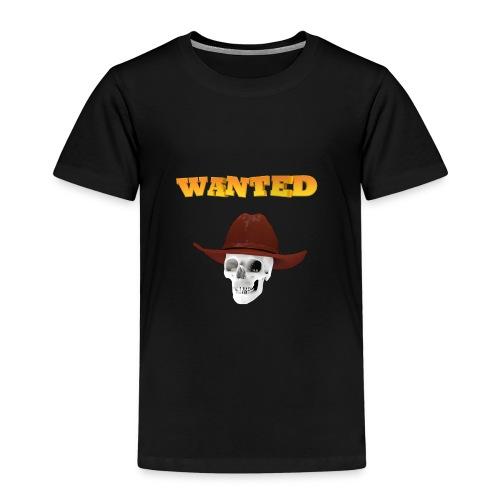 WANTED AR - Camiseta premium niño