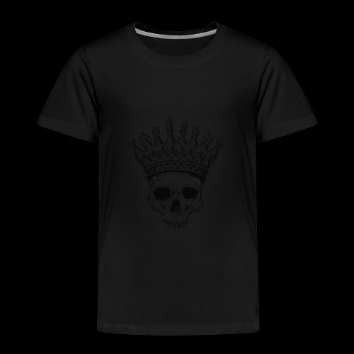 Heavy lies the Crown - Kinder Premium T-Shirt