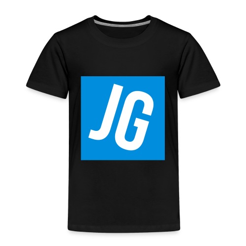 Jerraz Gaming Logo - Kids' Premium T-Shirt