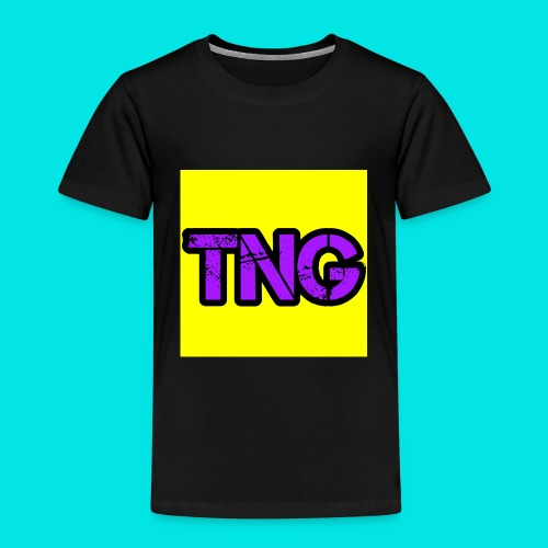 New TNG LOGO - Kids' Premium T-Shirt