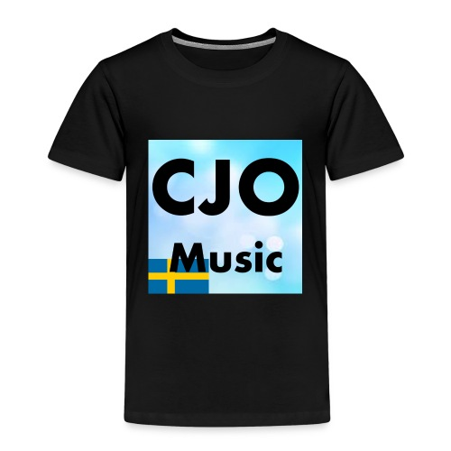 CJO - Premium-T-shirt barn