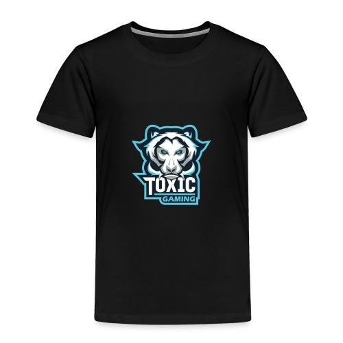 toxic gaming - Kinderen Premium T-shirt