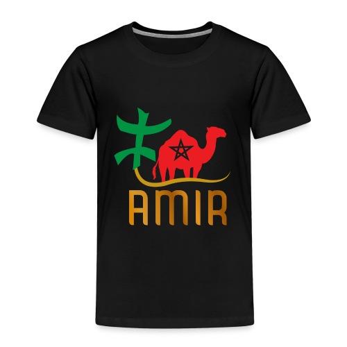 amir - Maglietta Premium per bambini