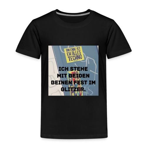 TechnoGlitzer - Kinder Premium T-Shirt
