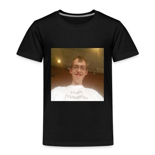 Troels Trussetyv - Børne premium T-shirt