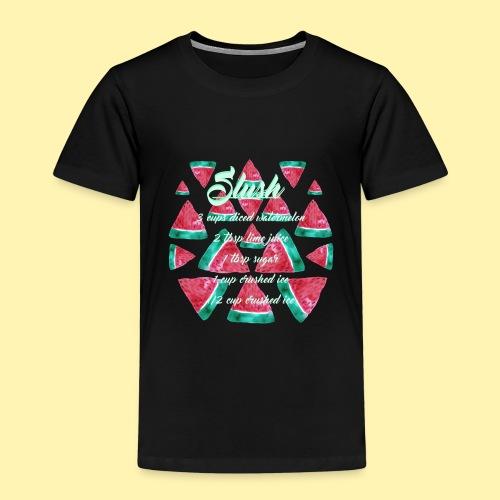 Wassermelonen Slush - Kinder Premium T-Shirt