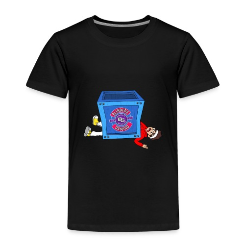 BG Limited Time Fortnite Inspired Design - Kids' Premium T-Shirt