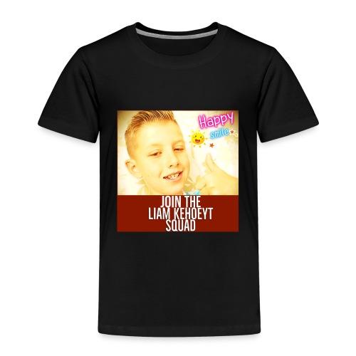 join the liam kehoeYT squa - Kids' Premium T-Shirt