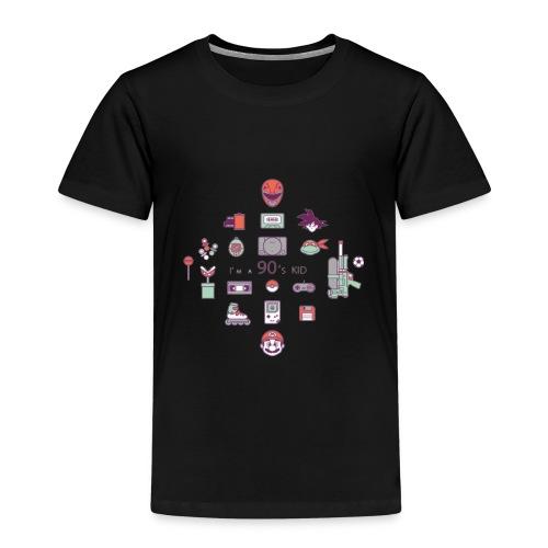 lo mejor de los 90 - Camiseta premium niño