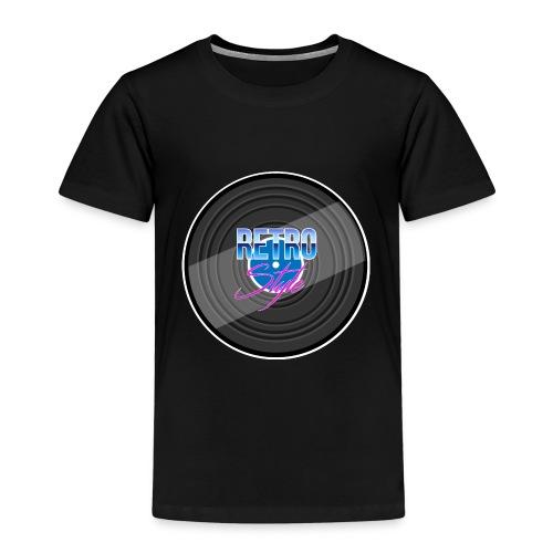 Retro Tshirt! - Kinder Premium T-Shirt