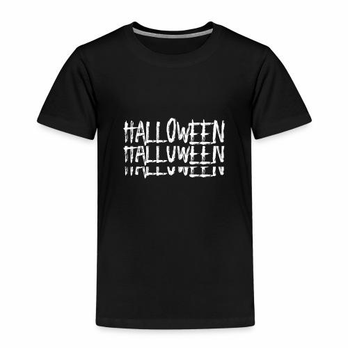 Halloween three times less - Kinder Premium T-Shirt