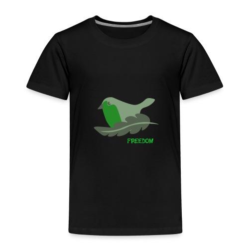 Freedom - Kinder Premium T-Shirt