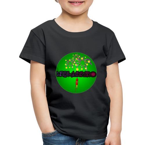 MrBlackPyro - Kinder Premium T-Shirt