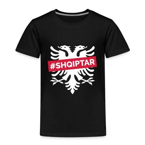 Shqiptar Shqiponja Motiv - Kinder Premium T-Shirt