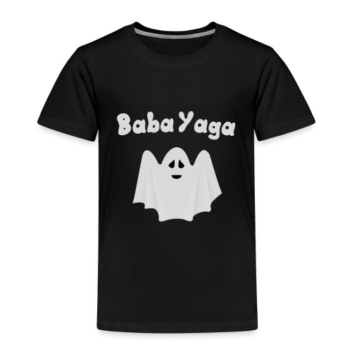 Baba Yaga das Geister Phantom, Comic Film - Kinder Premium T-Shirt