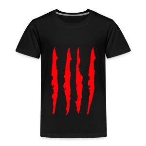 senyera griffes rouge - T-shirt Premium Enfant
