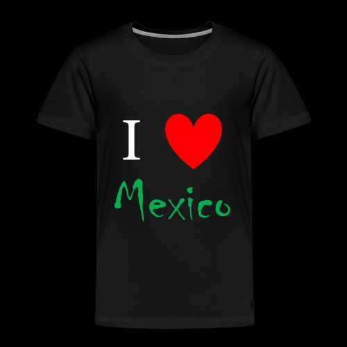 Mexico - Kinder Premium T-Shirt