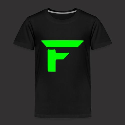 Logo - - Kinder Premium T-Shirt