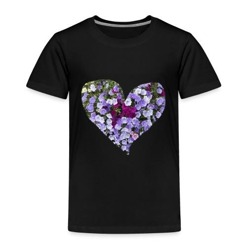 Du bist mein Herzilein - Kinder Premium T-Shirt