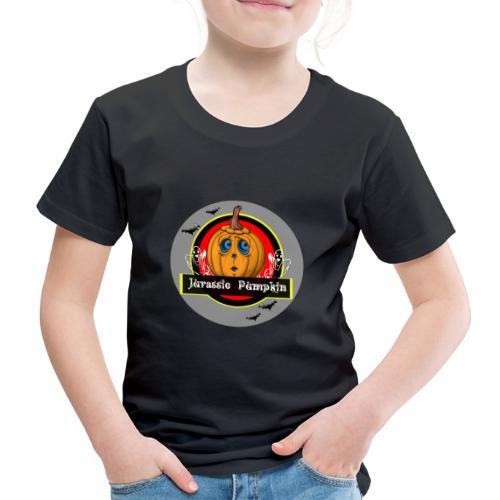 Jurassic Pumpkin - Kinder Premium T-Shirt
