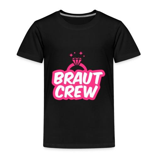 Braut Crew - JGA T-Shirt - JGA Shirt - Party - Kinder Premium T-Shirt