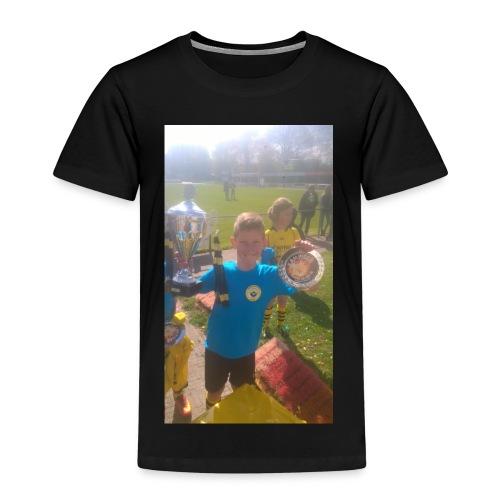 zelf shirt - Kinderen Premium T-shirt